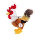 Jouet de poulet farci aux animaux Emulational Peluche
