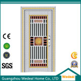 Puerta de seguridad de suministro a granel de alta calidad en acero inoxidable metal para Proyectos
