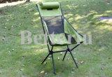 خضراء نزلة كرسي تثبيت [بورتبل] [كمب شير] مع وسادة يستعمل لأنّ [أوتدوور كتيفيتي]