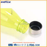 Bottiglie di plastica di Joyshaker con i coperchi della cupola