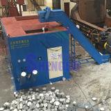 폐기물 알루미늄 Turnings 연탄 기계 (수평한 유형)
