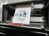 4 Farbe Flexo Drucken-Plastikfilm-Rolle, zum der Maschine zu rollen