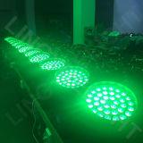 DMX etapa profesional Zoom de 36x10W Luz cabezal movible LED
