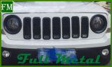 شريكات يحدّق زاوية [لد] ضوء رئيسيّة لأنّ عربة جيب وطنية سيّارة