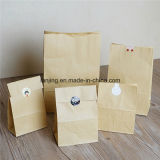 Kraft Paper Gift Casamento Casamento Brown Bags Craft Shopping Bag