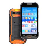 2017 4G les plus neufs Lte Smartphone, IP68 norme, 10meters imperméable à l'eau, lecture 1/2D de support