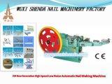 Máquina do prego com melhor taxa de qualidade superior da fábrica