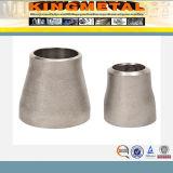 Riduttore concentrico degli accessori per tubi dell'acciaio senza giunte di Ss304 Ss316 Ss321