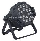indicatore luminoso della rondella della parete di PARITÀ 64/LED di 12/18*15W RGBWA 5in1 LED