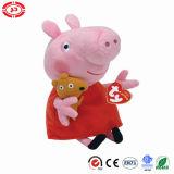 Jouet régulier de peluche de porc de George de bébés de Beanie de Ty