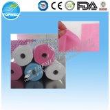 OEMの使い捨て可能な検査カバーシーツのロール用紙のソファロール