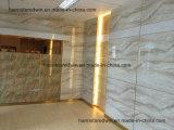 China maakte tot de Populaire Ontwerpen van Producten UV Met een laag bedekt pvc Marmeren Blad voor Decoratie