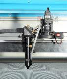 De Scherpe Machine van de Laser van de videocamera voor Kentekens Embrodiery