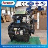 2 Zylinder-wassergekühlte kleine Ausgabe-Dieselmotor