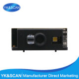 Interface Ttl Módulo de Scanner de código Qr Módulo de scanner de código de barras embutido OEM 2D para demanda industrial com alta velocidade