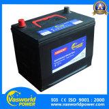 Батарея автомобиля JIS стандартная 55D26r Mf 12V60ah