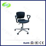 Entwurf kundenspezifischer klassische sauberer Raum-Armlehnen-antistatischer Gewebe-Stuhl