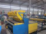Automatisches Hochgeschwindigkeitsgebäude-Stahlmaschendraht-Schweißgerät in der Rolle