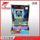 China Table Top Máquina de jogo com slot de casino com moedas