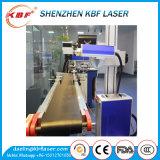 Машина маркировки лазера пули высокой точности для Non материалов металла