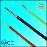 450 / 750V Copper Core PVC Isolamento Flexível resistente ao fogo Wire Nh-Bvr Wire 0.75-185mm2