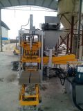 Machine de fabrication de brique manuelle de machine \ colle de brique de couleur