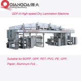 Qdf-a 시리즈 고속 건조한 박판 기계