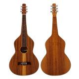 Guitare fabriquée à la main d'Hawaï Koa Weissenborn de vente de type chaud d'Aiersi 1920