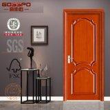 Цена проектированной двери переклейки деревянной (GSP6-009)