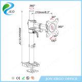 Stand de moniteur pC de Jeo D27g/canalisation verticale réglables de moniteur bride de bureau