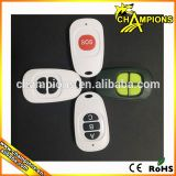Anysane RF de 433 MHz Télécommande sans fil étanche 1CH 2CH 3CH 4CH EV1527 PT2260 porte de garage Code d'apprentissage de la télécommande