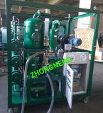 販売のための最も新しい変圧器オイル浄化のプラント、二重段階の真空の変圧器オイルの処理場
