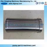 Parte mecânica da manga de eixo para a usinagem CNC