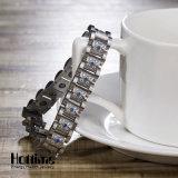 Bracelet énergétique de mode pour dame avec cristal multicolore