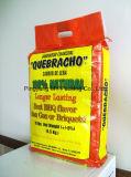 Saco tecido PP impresso fonte do carvão vegetal da fábrica/saco químico
