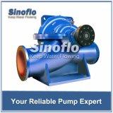 Pompe de circulation horizontale d'eau chaude de Dédoubler-Enveloppe de double aspiration