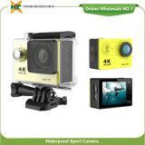 2,0 polegadas de tela HD Câmera de vídeo digital Câmera CCTV de microfone Câmera Wi-Fi Suporte Wi-Fi Controle remoto