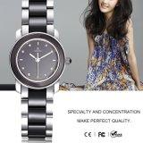 Dame van uitstekende kwaliteit Quartz Watch Ceramic Wristwatch voor Ladies71132