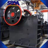 Alta calidad PE750*900 de Sbm el equipo de piedra perfecto de la trituradora de quijada