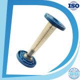 Ротаметр воды встроенной низкой стоимости жидкостного воздуха полива аппаратур пластичный