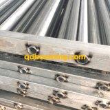 Flache Oberseite-Aluminiumstahlpool-Fechten