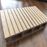 2017 Decking en plastique en bois extérieur respectueux de l'environnement neuf du composé WPC
