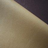 Классическая Litchi зерна Стены оформлены с ПВХ изоляцией из натуральной кожи для масштабной линейки