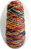 Teintes colorées de la ficelle de chanvre pour l'artisanat (ht-1mm)