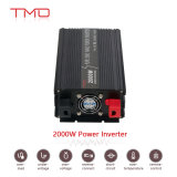 einphasiges 2000W Gleichstrom 12V Auto-zum reinen Sinus-Wellen-Sonnenenergie-Inverter Wechselstrom-110V 220V mit USB-Stecker