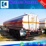 3車軸50m3燃料またはオイルまたはガソリンタンカー