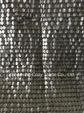 Cadena de PU Net tejido bordado