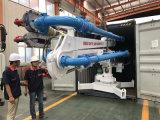 13m de tejido de pequeñas hidráulicas de la máquina para la construcción de edificios de alta