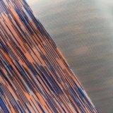 A2150ポリエステルスパンデックスのスペーサのスキューバ織物のトリコットファブリック