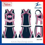 Healong Sportswear девушки сублимации краски тавра Non Cheerleading формы